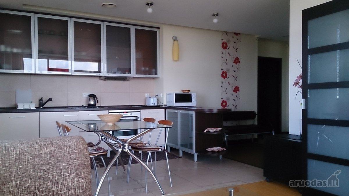 Vilnius, Šnipiškės, Konstitucijos pr., 2 kambarių buto nuoma