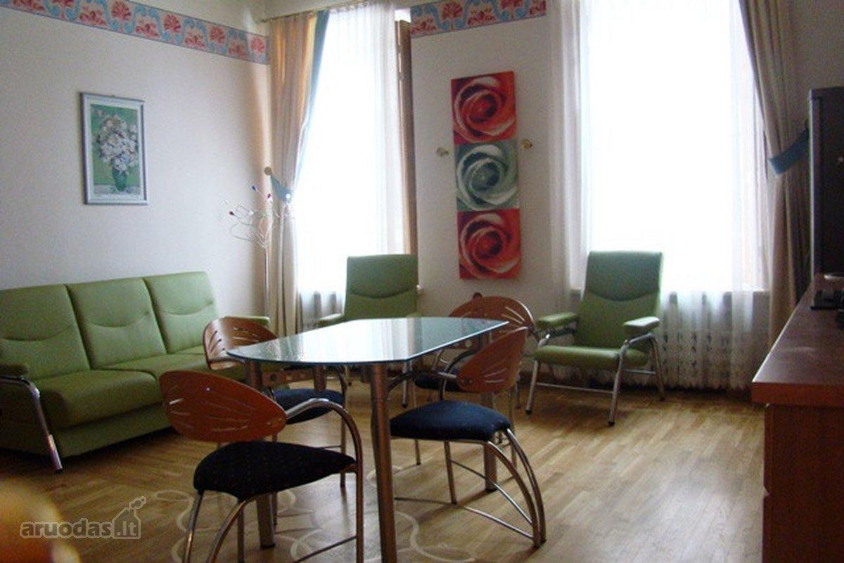 Vilnius, Naujamiestis, J. Basanavičiaus g., 2 kambarių buto nuoma