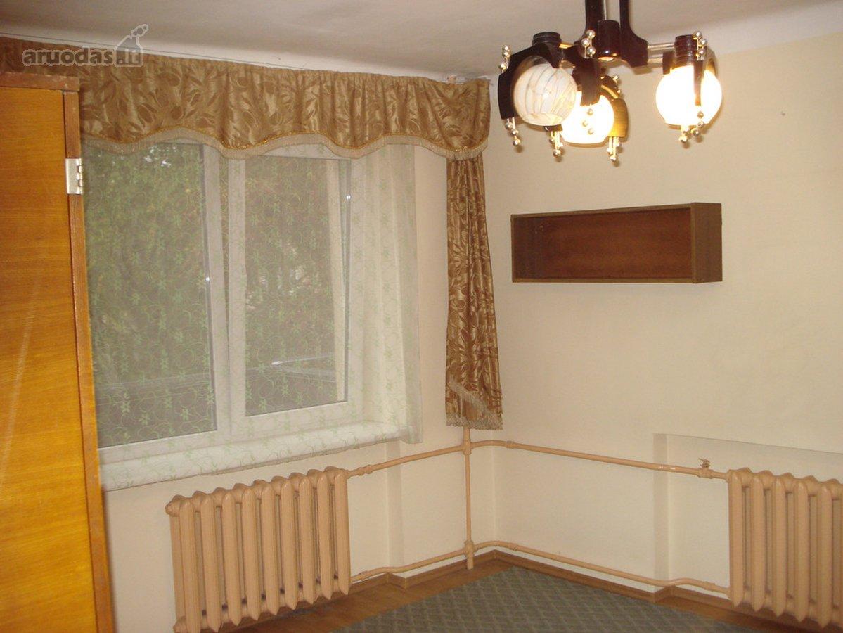 Kaunas, Dainava, M. Riomerio g., 1 kambario buto nuoma