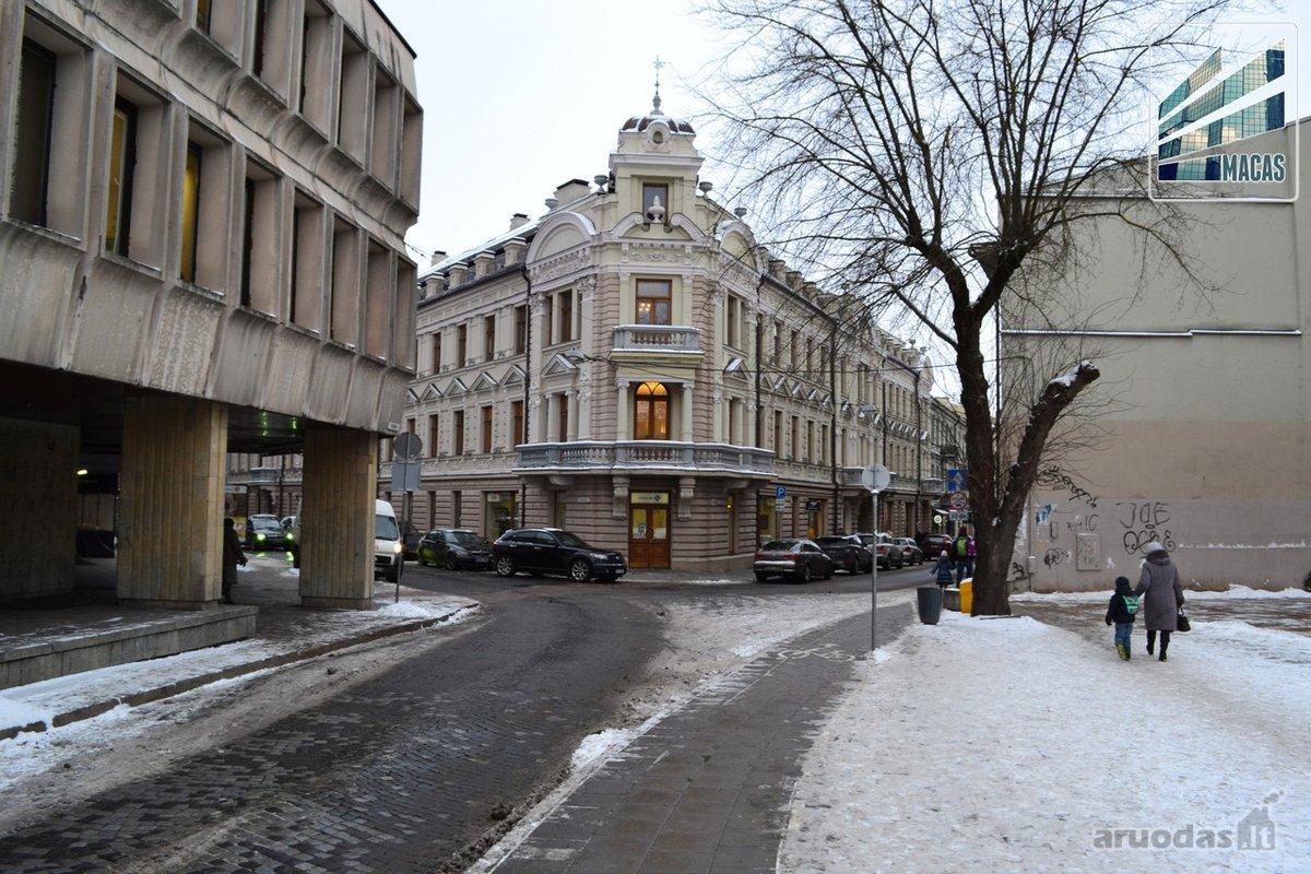 Vilnius, Senamiestis, Vilniaus g., biuro paskirties patalpos nuomai