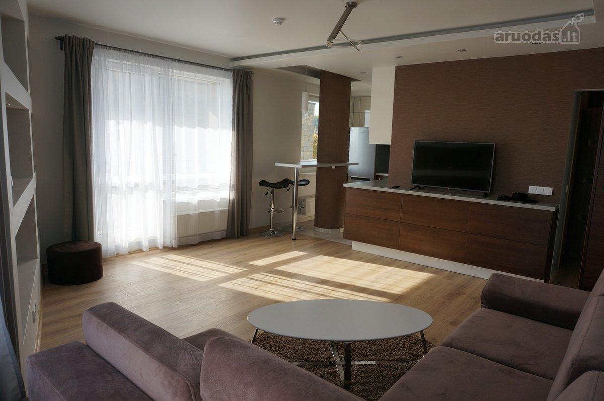 Vilnius, Šnipiškės, Kernavės g., 1 kambario buto nuoma