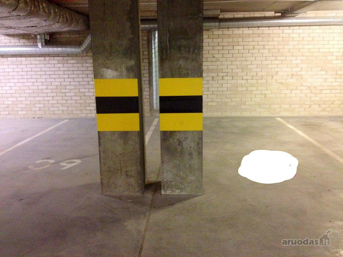 Vilnius, Pašilaičiai, Perkūnkiemio g., požeminis garažo nuoma