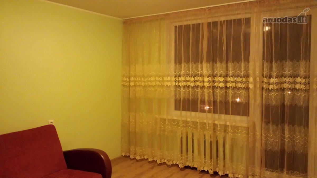 Vilnius, Naujininkai, Šaltkalvių g., 1 kambario buto nuoma