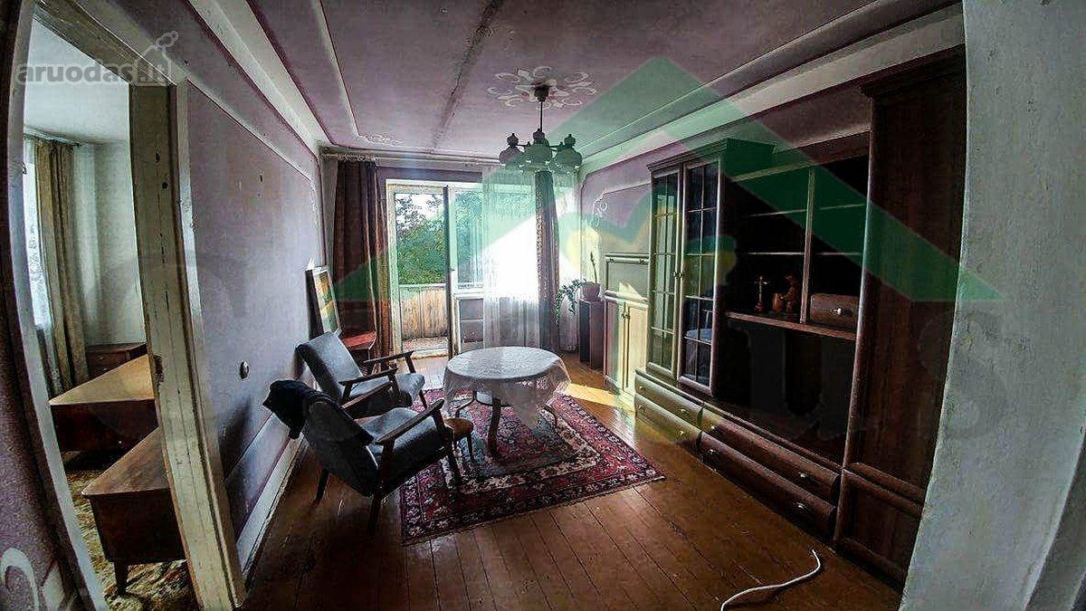 Alytus, Dainava, Naujoji g., 3 kambarių butas