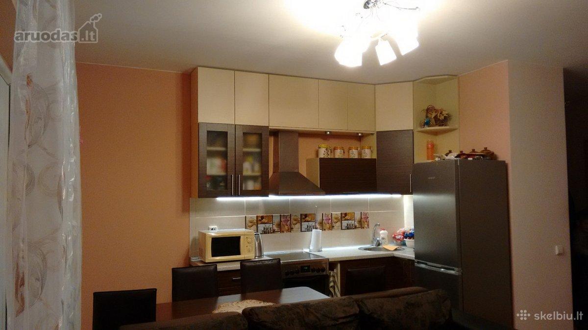 Kauno r. sav., Užliedžių k., Griežlės g., 2 kambarių butas