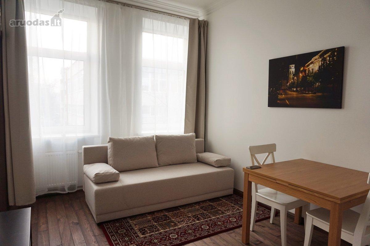 Vilnius, Naujamiestis, T. Ševčenkos g., 3 kambarių buto nuoma