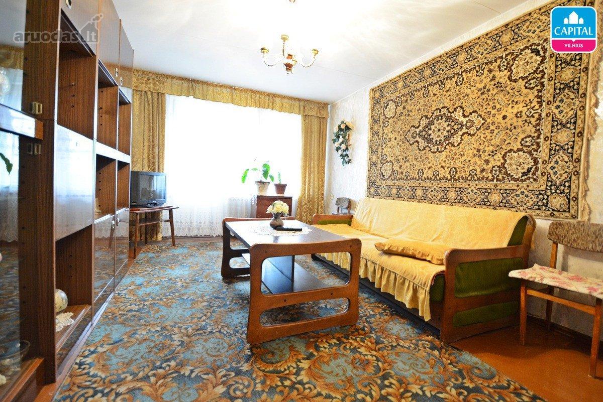 Vilnius, Naujininkai, Vyšnių g., 3 kambarių butas