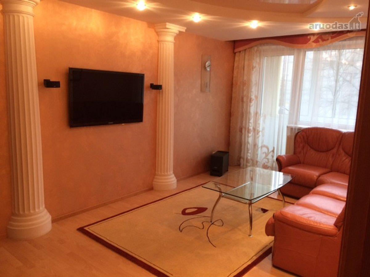 Kaunas, Dainava, Kovo 11-osios g., 3 kambarių buto nuoma