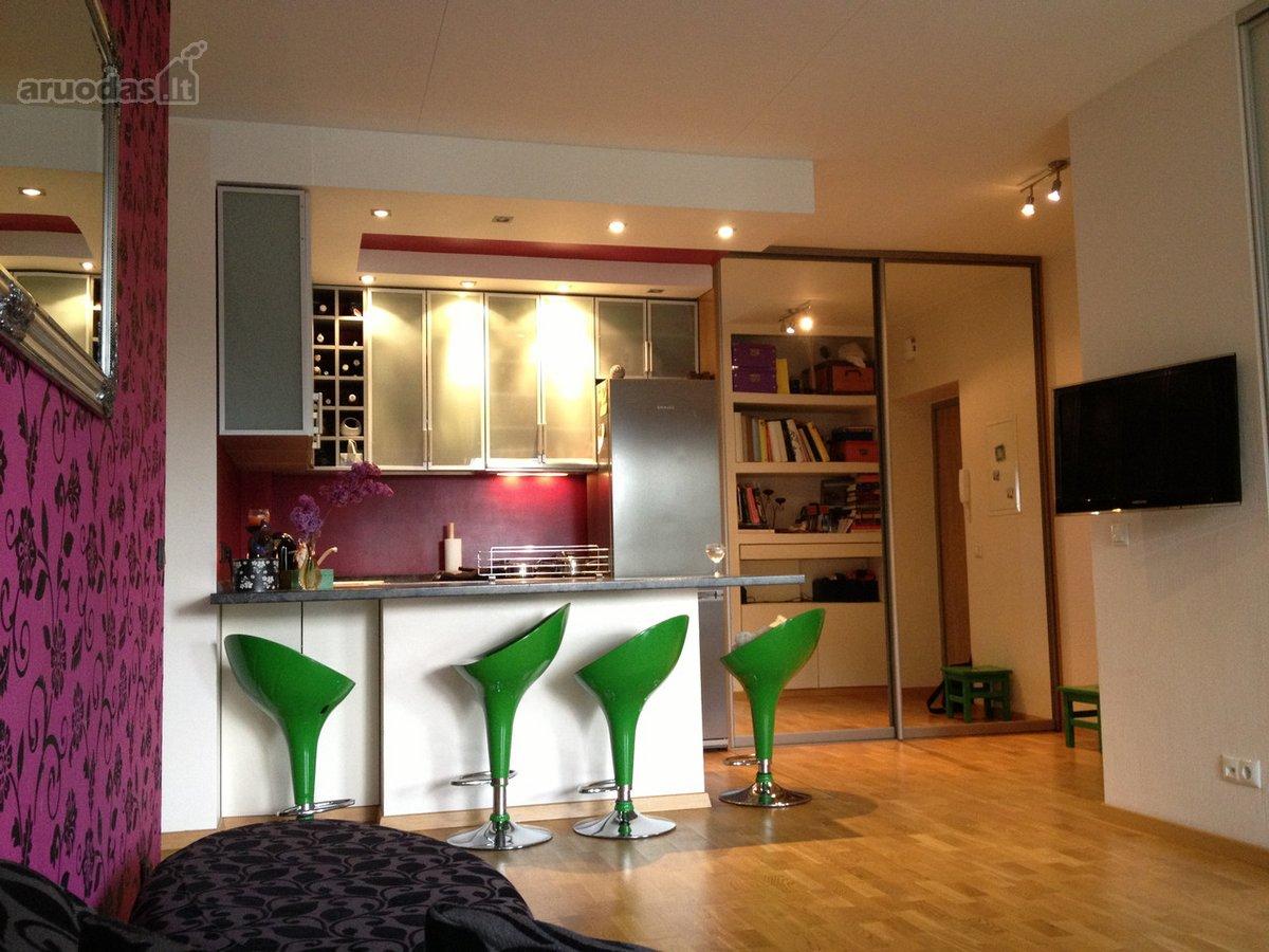 Vilnius, Bajorai, Fizikų g., 3 kambarių butas