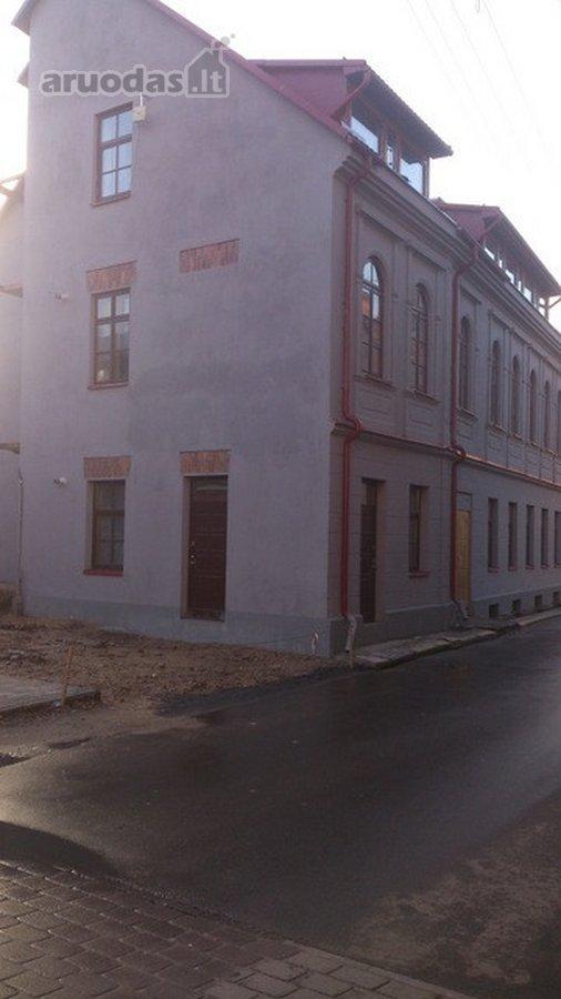 Kaunas, Senamiestis, Kurpių g., biuro, prekybinės, viešbučių, paslaugų, sandėliavimo, maitinimo, kita paskirties patalpos nuomai