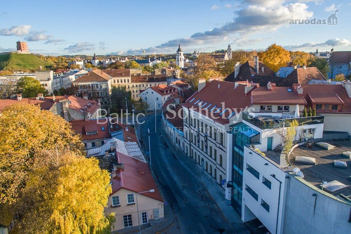 XVI a. Vilniaus senamiestyje, Tilto gatvėje