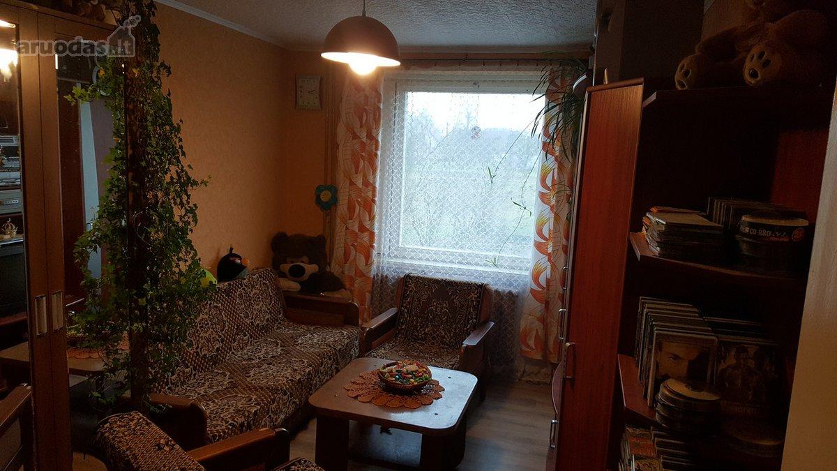 Pasvalio r. sav., Mikoliškio k., Taikos g., 3 kambarių butas