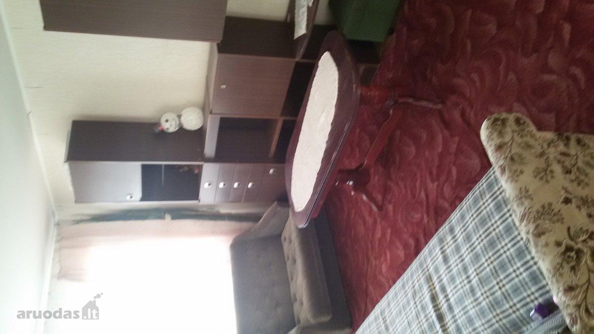 Tauragės m., Tarailių g., 1 kambario butas