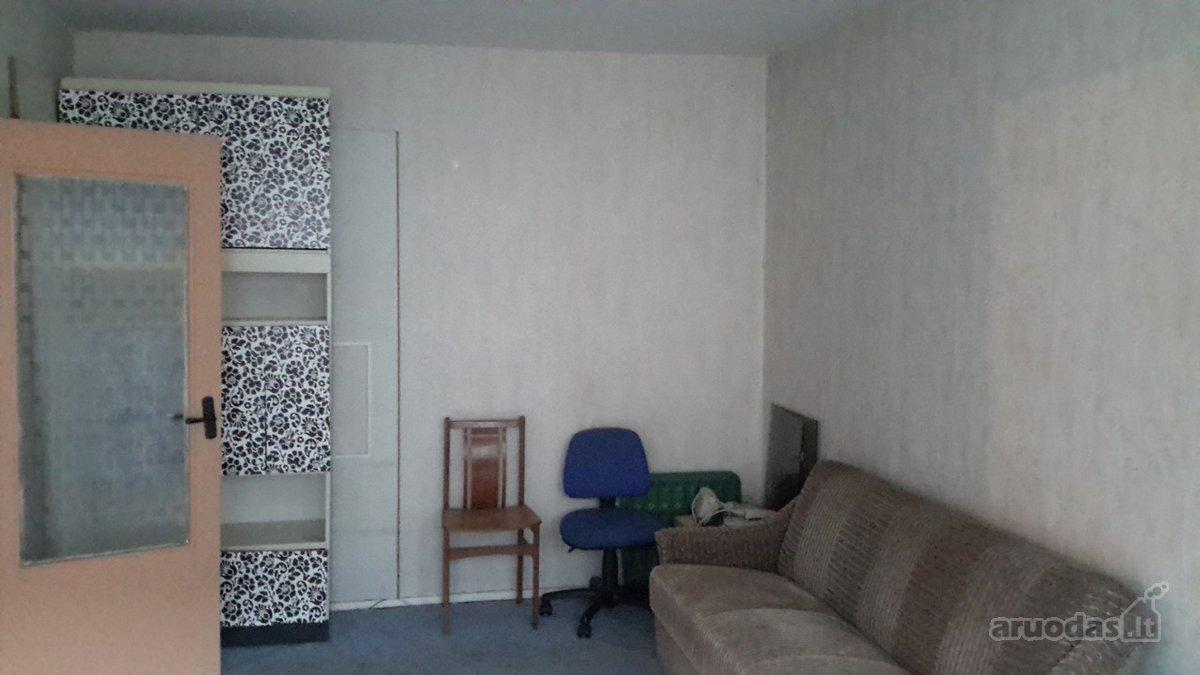 Kaunas, Eiguliai, Ašigalio g., 1 kambario butas