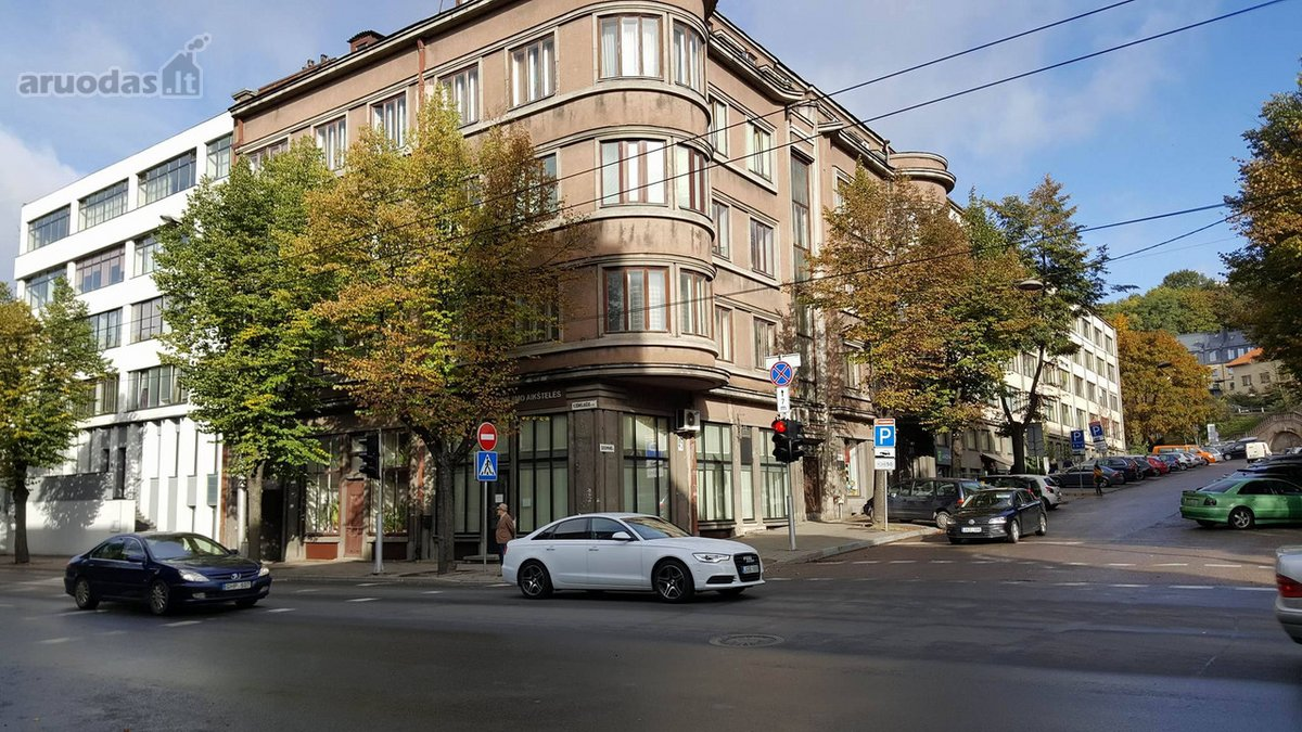 Kaunas, Centras, Gedimino g., biuro paskirties patalpos nuomai