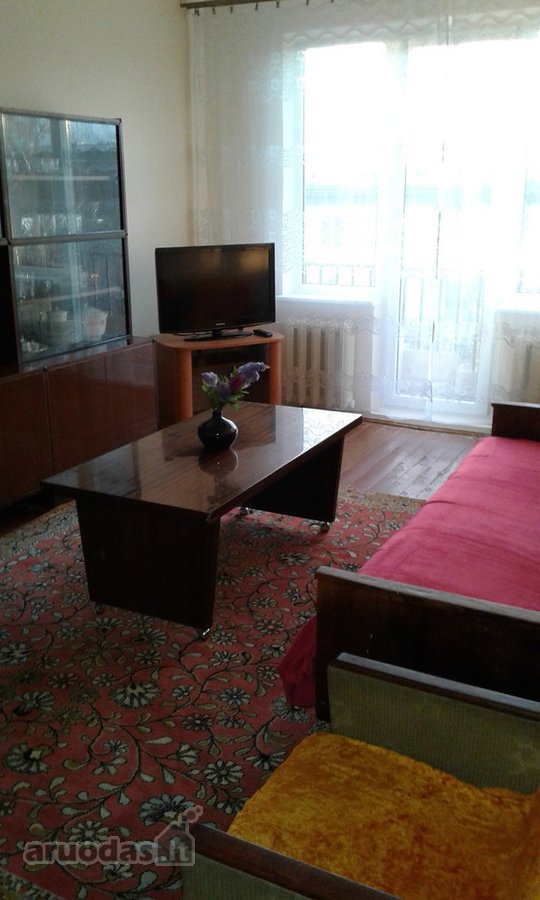 Vilnius, Antakalnis, Pauliaus Širvio g., 2 kambarių buto nuoma