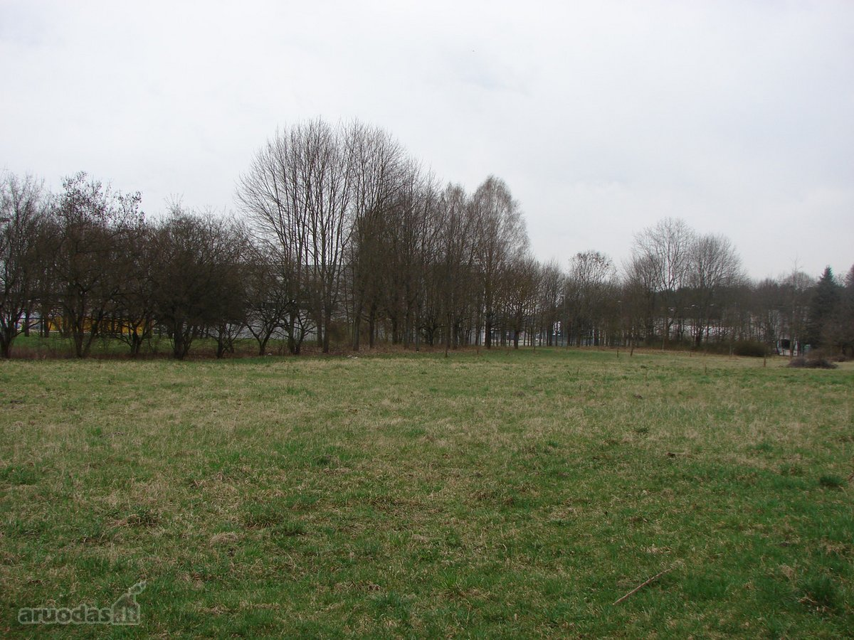 Vilnius, Lazdynai, Parodų g., komercinės paskirties sklypas