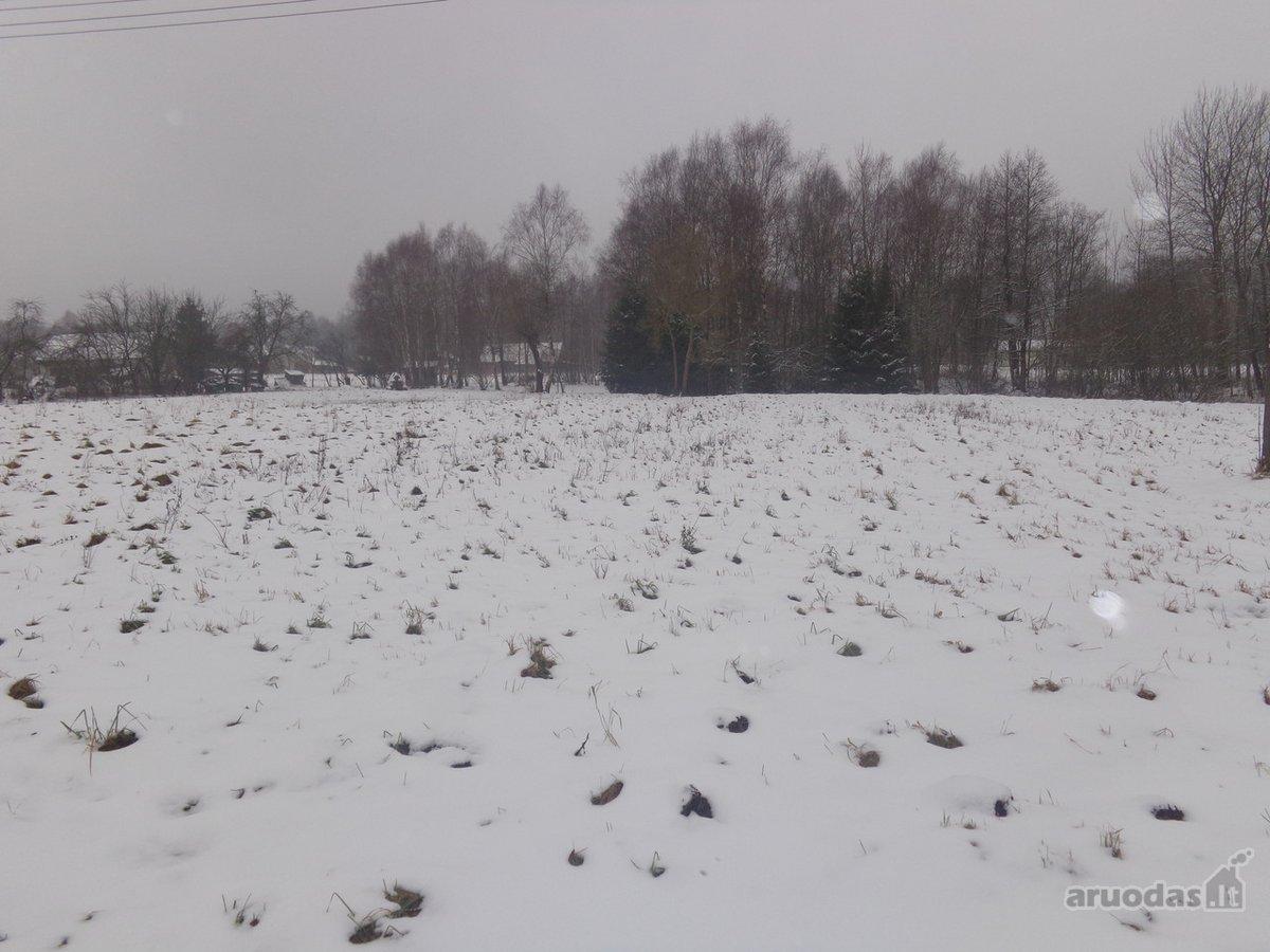 Molėtų r. sav., Giedraičių mstl., Vilniaus g., namų valdos paskirties sklypas