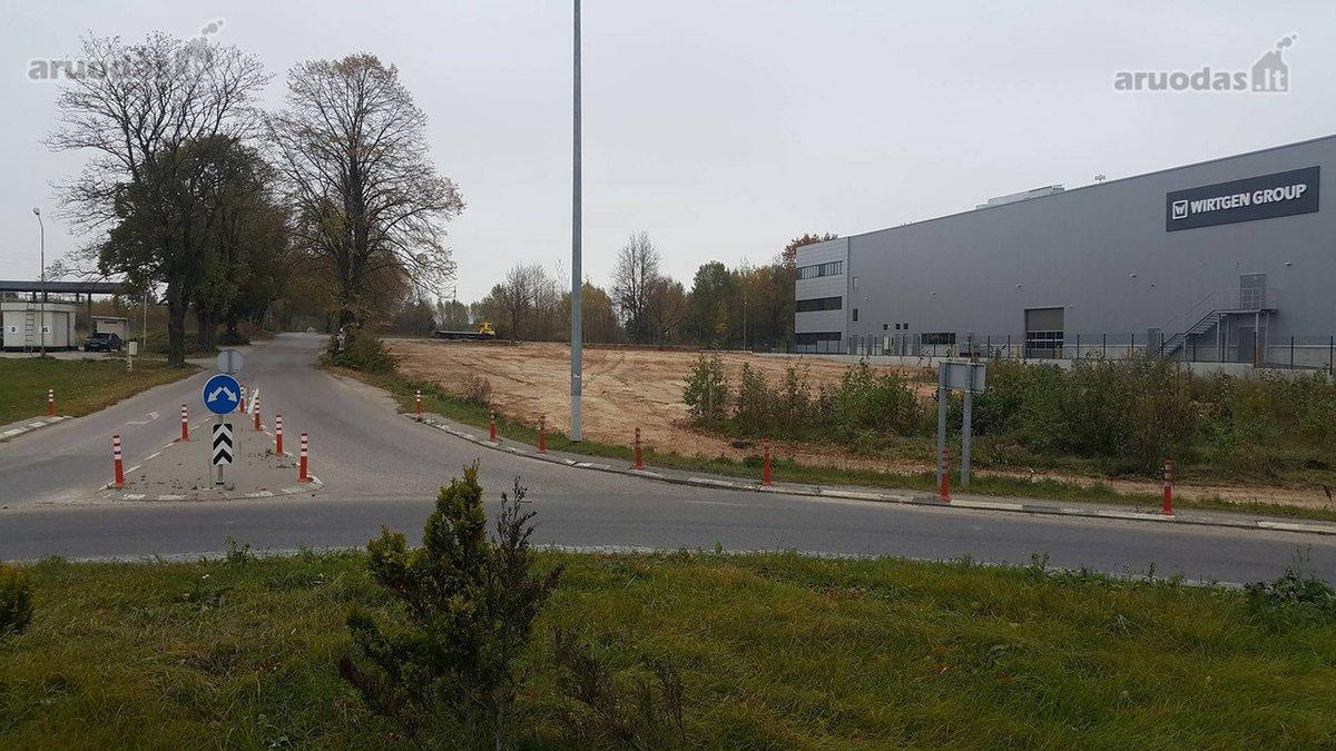 Vilnius, Liepkalnis, Liepkalnio g., žemės ūkio, gamybinės, sandėliavimo, komercinės, Kita paskirties sklypo nuoma
