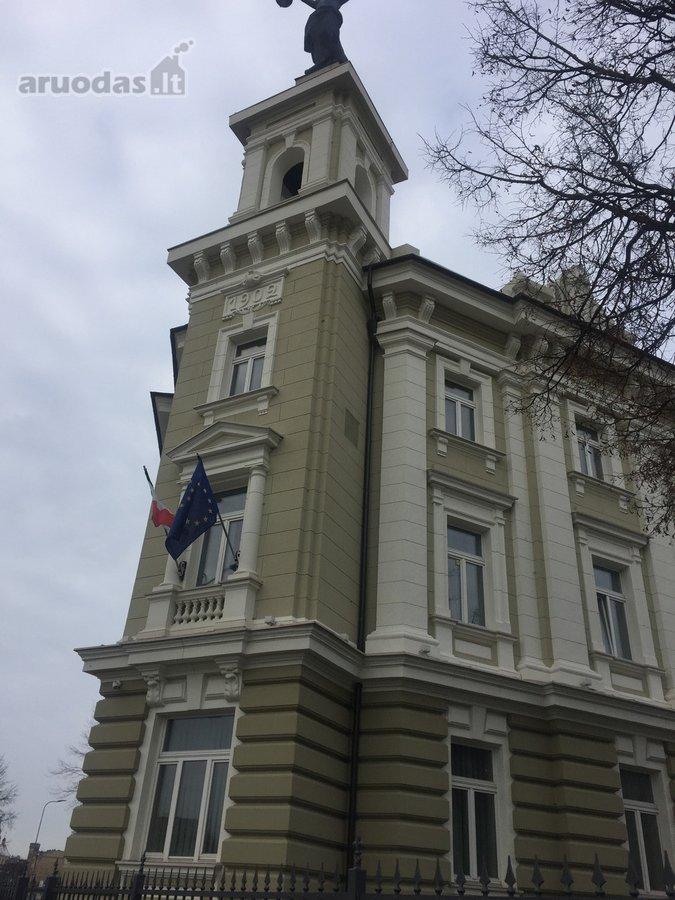 Vilnius, Senamiestis, Žvejų g., biuro, sandėliavimo, kita paskirties patalpos nuomai