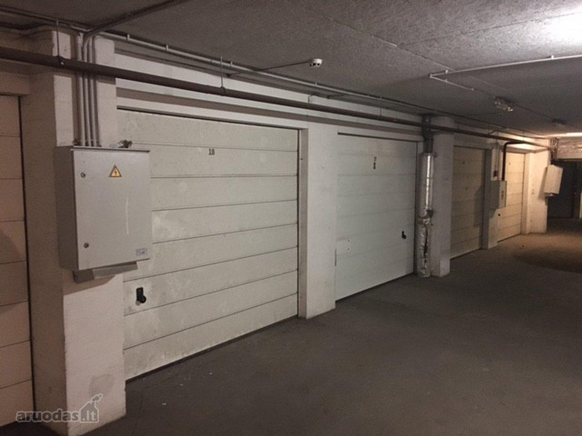 Vilnius, Pašilaičiai, Laisvės pr., požeminis garažo nuoma