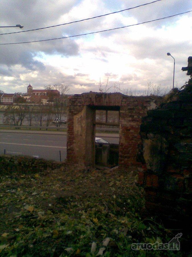 Kaunas, Aleksotas, Veiverių g., namų valdos paskirties sklypas