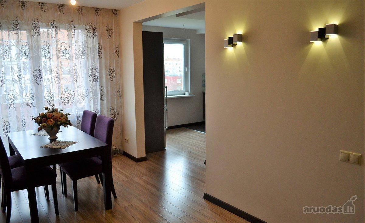 Klaipėda, Alksnynė, Nidos g., 3 kambarių butas
