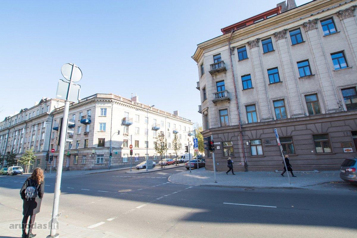 Vilnius, Senamiestis, Vasario 16-osios g., 2 kambarių buto nuoma