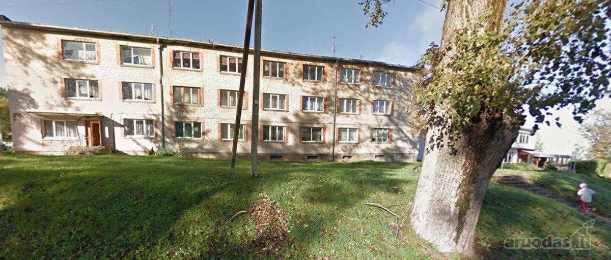 Anykščių r. sav., Anykščių m., Mindaugo g., 2 kambarių butas