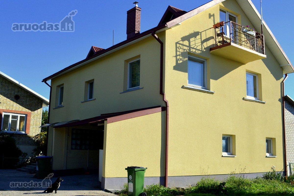 Kaunas, Aleksotas, J. Pabrėžos g., mūrinis namas