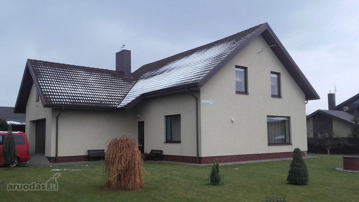Kauno r. sav., Domeikavos k., Smilčių g., mūrinis namas
