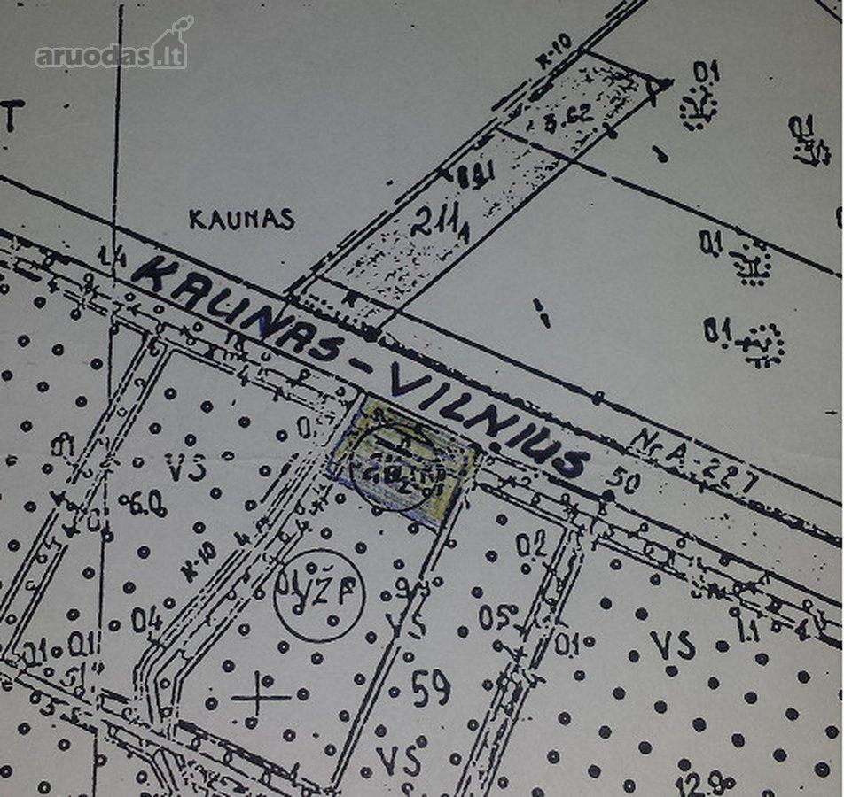 Kaišiadorių r. sav., Stoniavos k., Sodų g., žemės ūkio paskirties sklypas