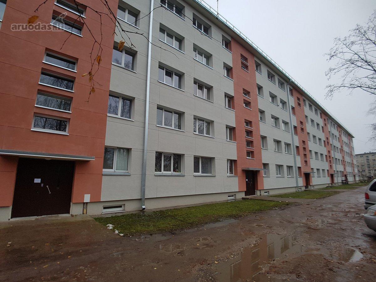 Kauno r. sav., Karmėlavos II k., Vilniaus g., 3 kambarių butas