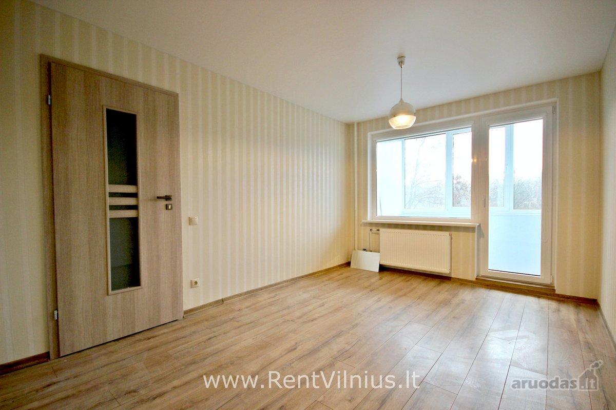 Vilnius, Karoliniškės, Sausio 13-osios g., 2 kambarių buto nuoma