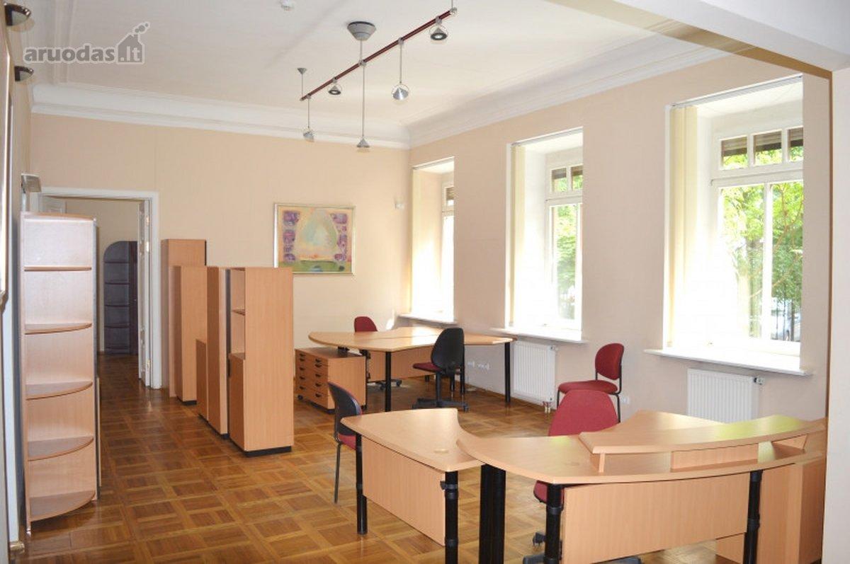 Vilnius, Senamiestis, M. K. Čiurlionio g., biuro, prekybinės, paslaugų, sandėliavimo, gamybinės, kita paskirties patalpos nuomai