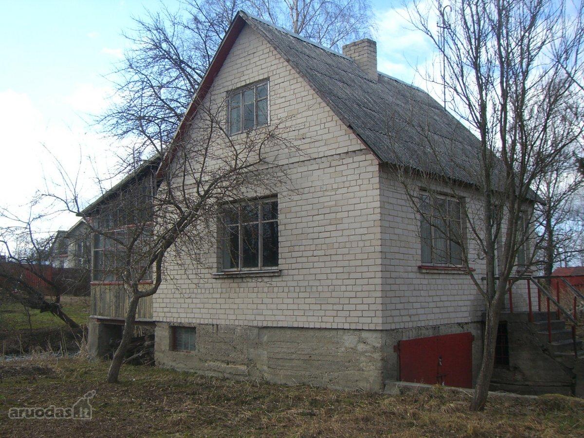 Vilnius, Naujoji Vilnia, Arimų Sodų 9-oji g., mūrinis namas