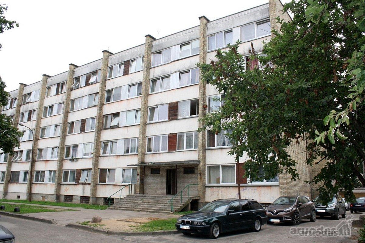Vilnius, Naujamiestis, Naugarduko g., 1 kambario butas