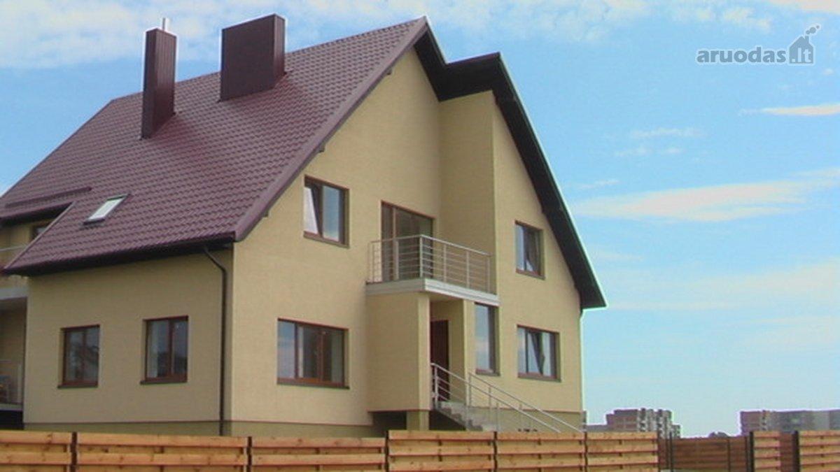 Klaipėdos r. sav., Gargždų m., Smeltalės g., mūrinis sublokuotas namas
