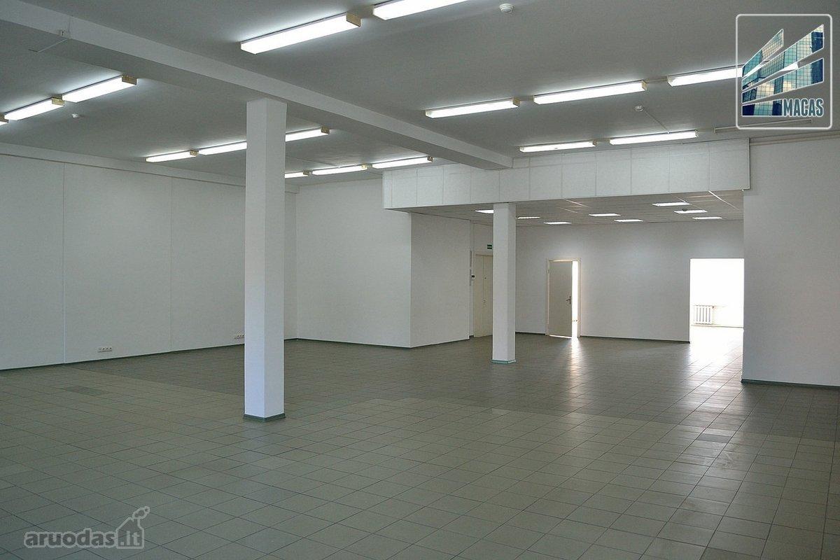 Vilnius, Žirmūnai, Kalvarijų g., biuro, prekybinės, paslaugų, sandėliavimo, gamybinės, kita paskirties patalpos nuomai