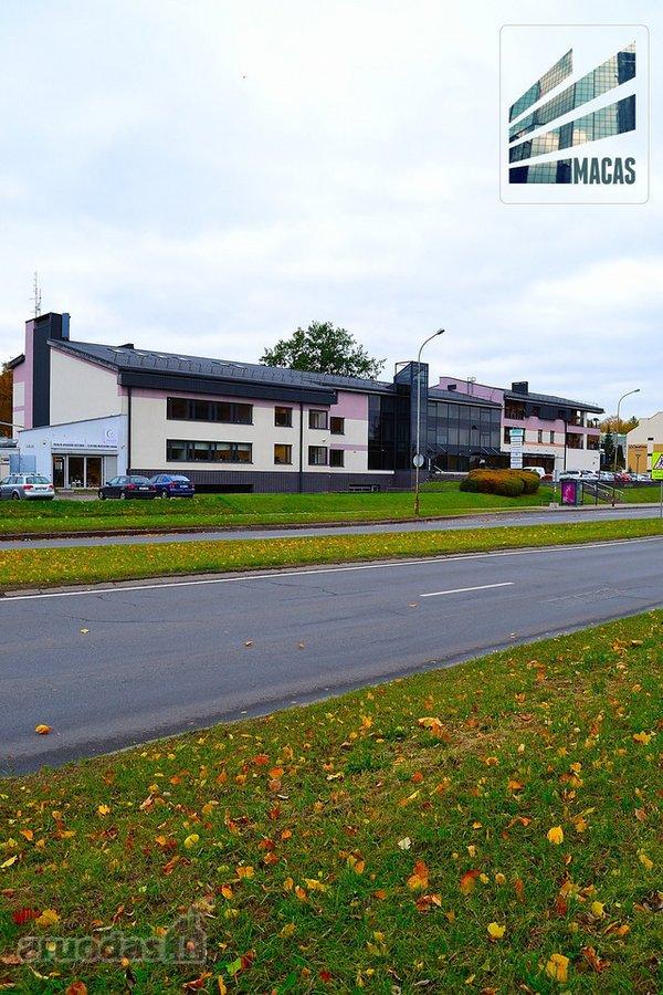 Vilnius, Verkiai, Kalvarijų g., biuro paskirties patalpos nuomai