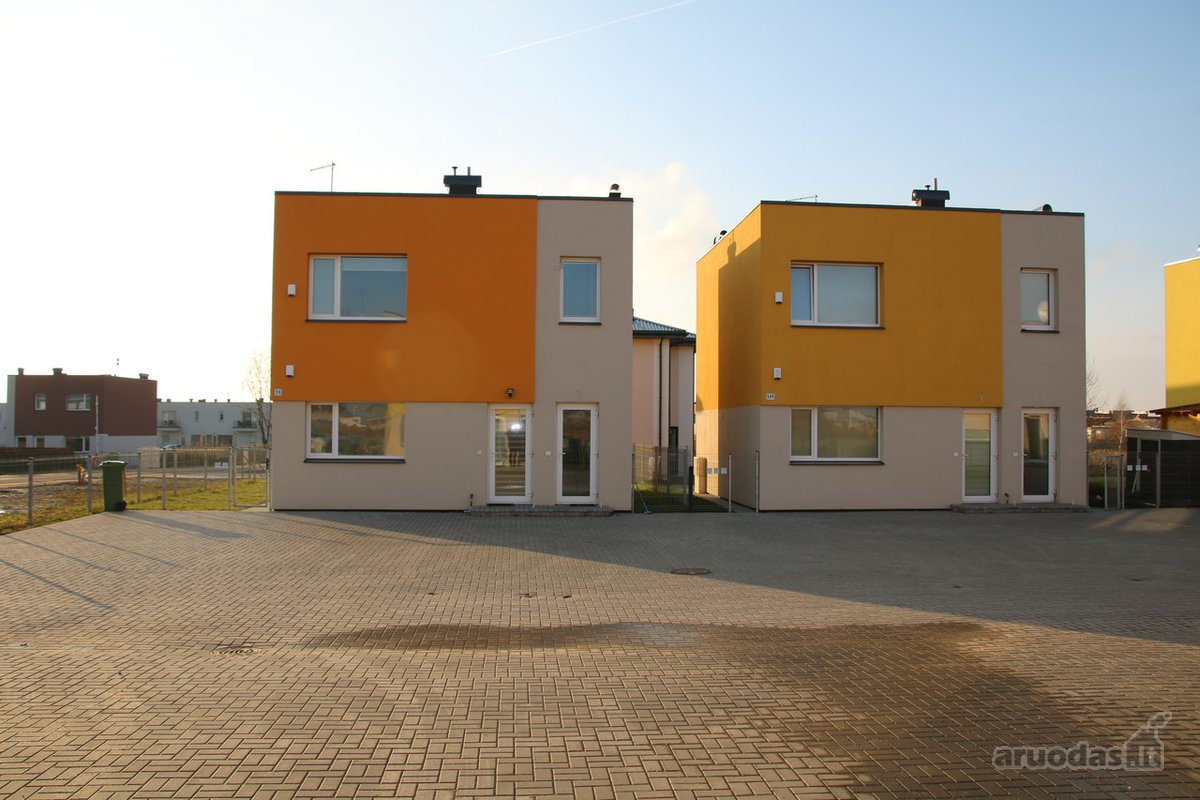 Kaunas, Romainiai, Lubinų g., 2 kambarių butas