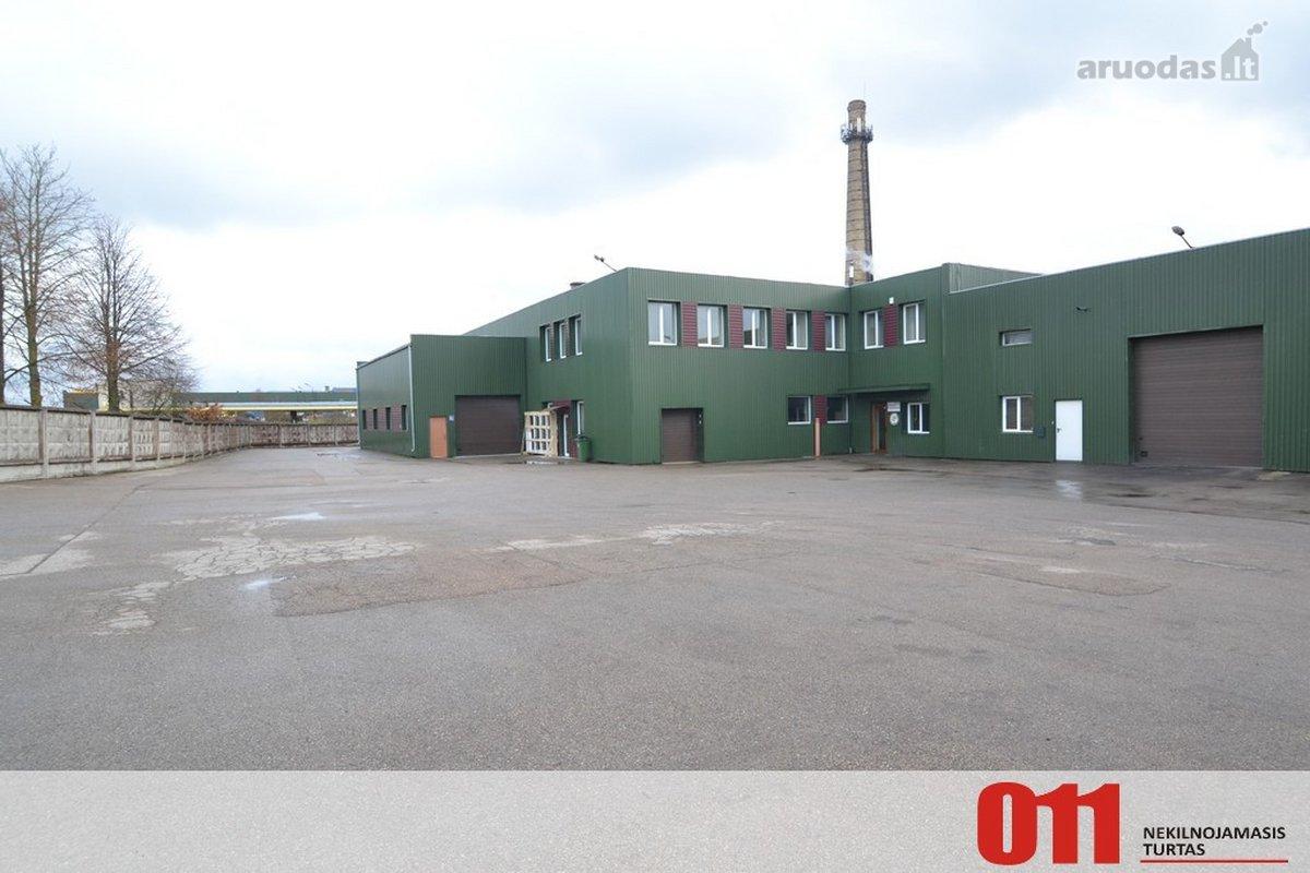 Kaunas, Aleksotas, S. Lozoraičio g., biuro, prekybinės, paslaugų paskirties patalpos nuomai