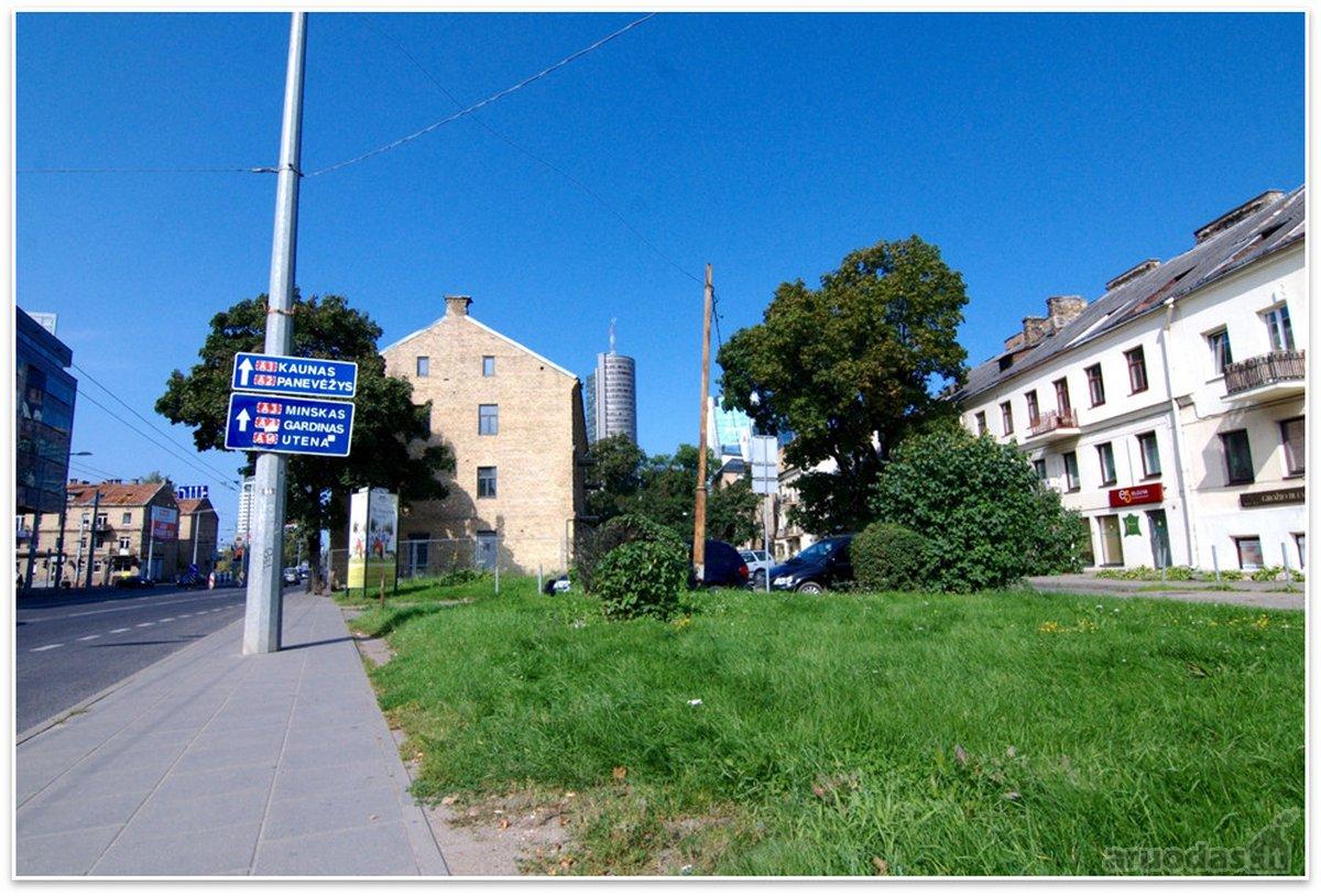 Vilnius, Šnipiškės, Lvovo g., 4 kambarių butas