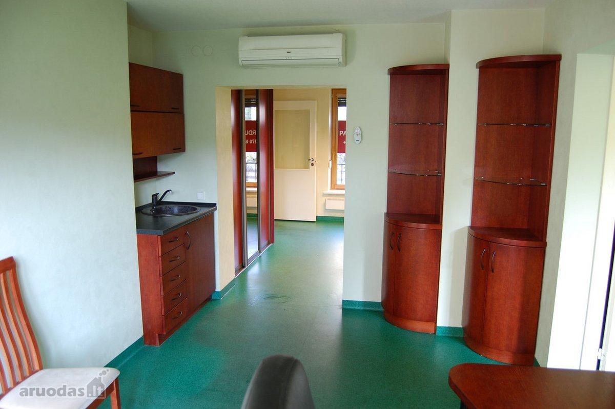 Klaipėda, Centras, Pievų Tako g., biuro, prekybinės, paslaugų paskirties patalpos nuomai