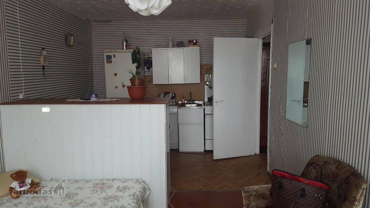 Lazdijų r. sav., Kailinių k., Ryto g., 2 kambarių butas