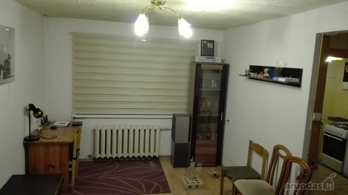 Vilnius, Naujamiestis, Statybininkų g., 2 kambarių butas