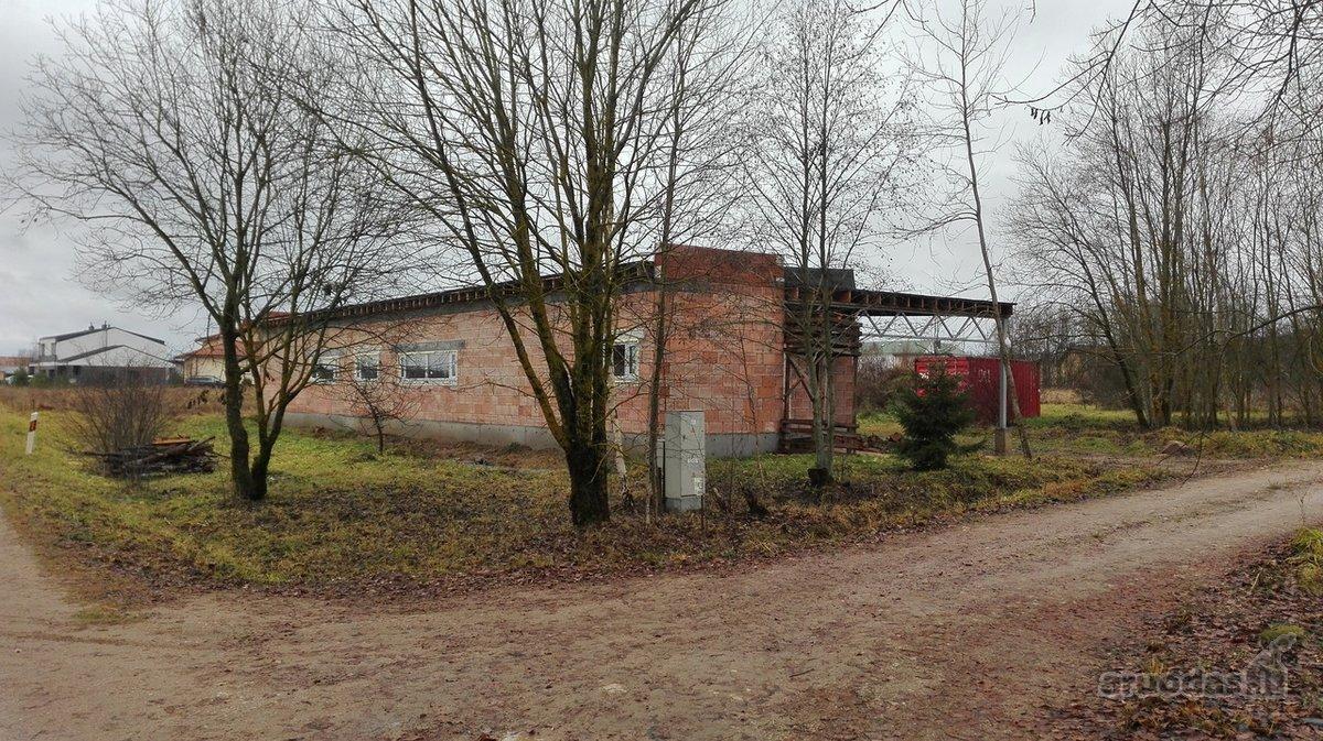 Vilnius, Aukštieji Paneriai, Drevininkų g., mūrinis namas