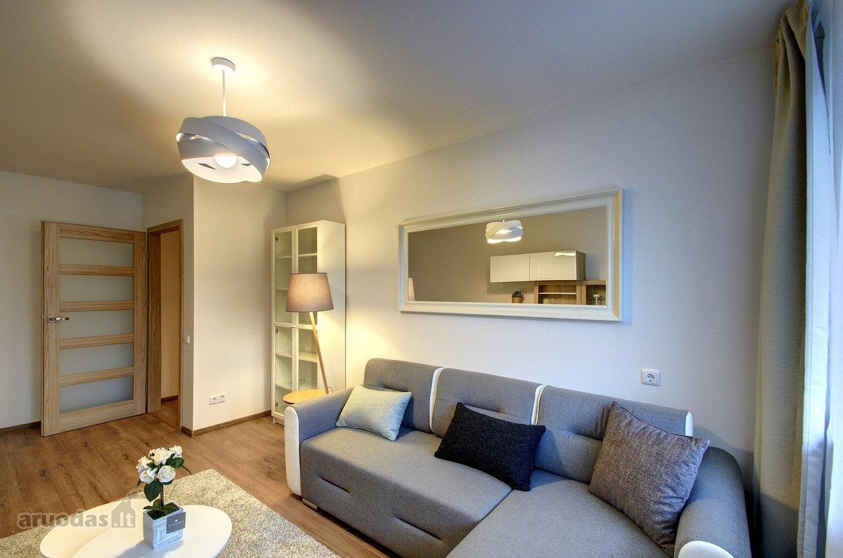 Vilnius, Žirmūnai, Minties g., 2 kambarių butas