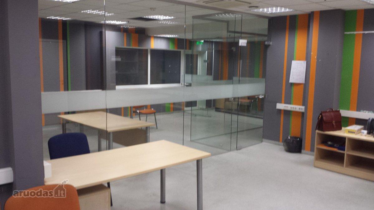 Klaipėda, Baltijos, Šilutės pl., biuro paskirties patalpos nuomai