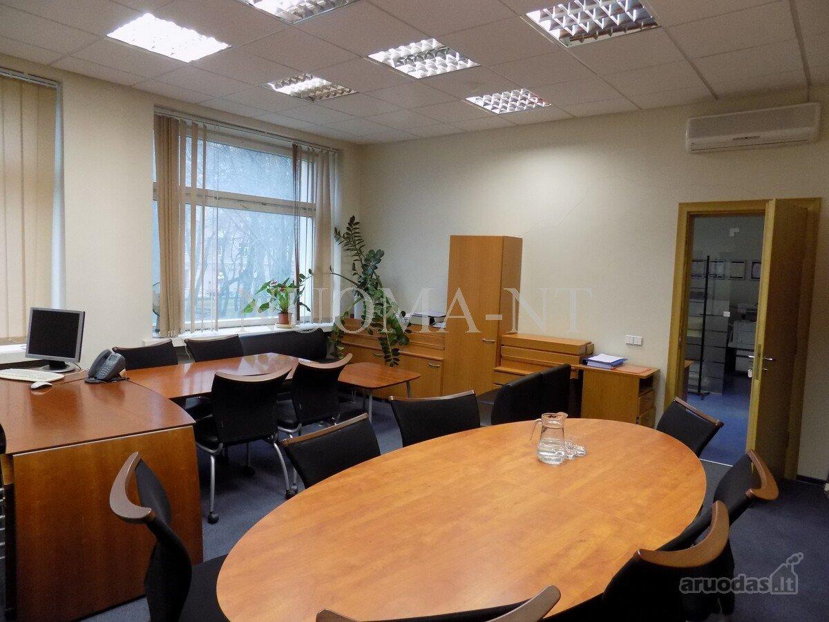 Vilnius, Naujamiestis, A. Goštauto g., biuro, kita paskirties patalpos nuomai